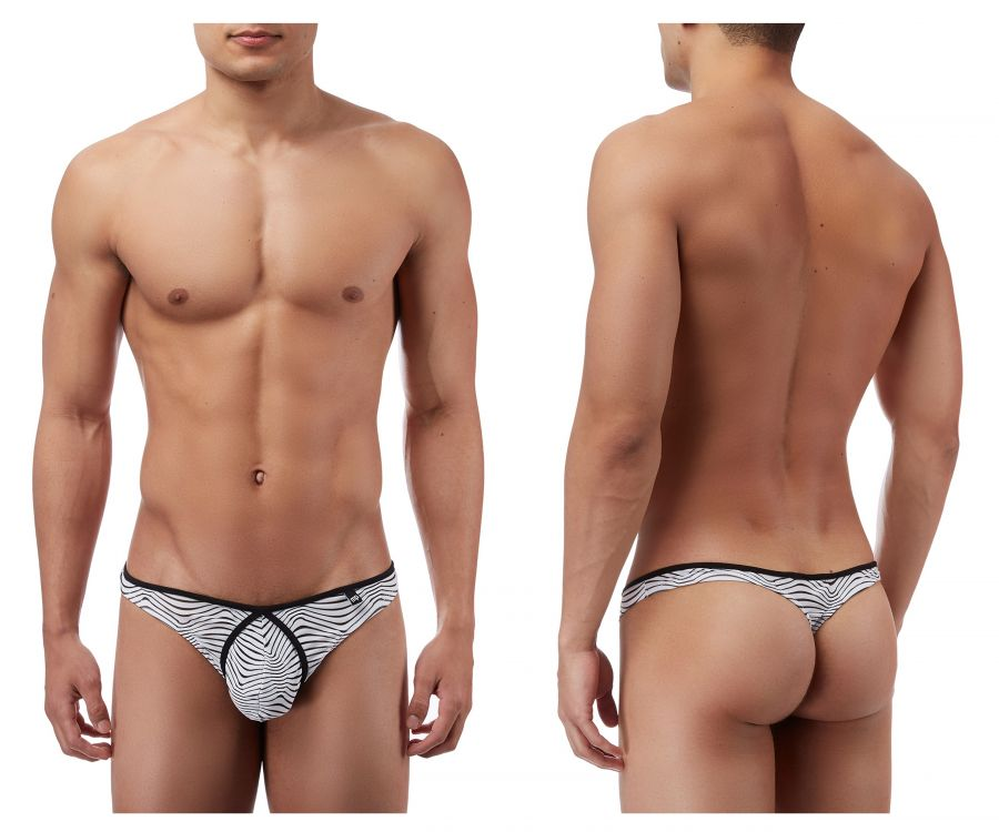 Male Power 461234 Tranquil Abyss Mini Thong Color White
