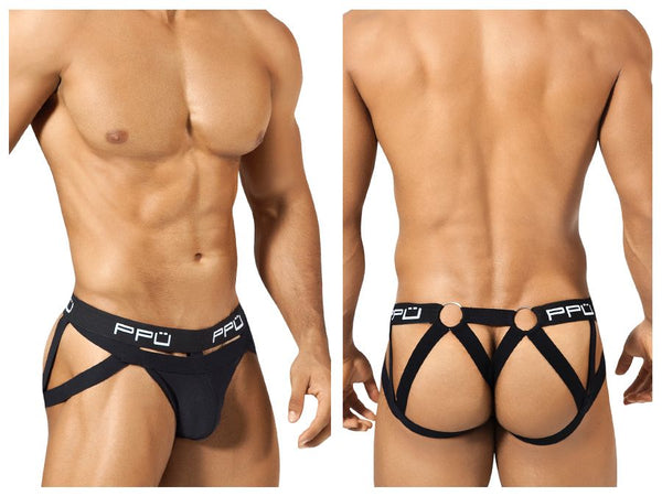 PPU 1305 Jockstrap Color Black
