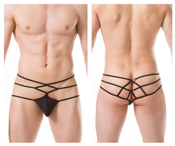 PPU 1808 Briefs Color Black
