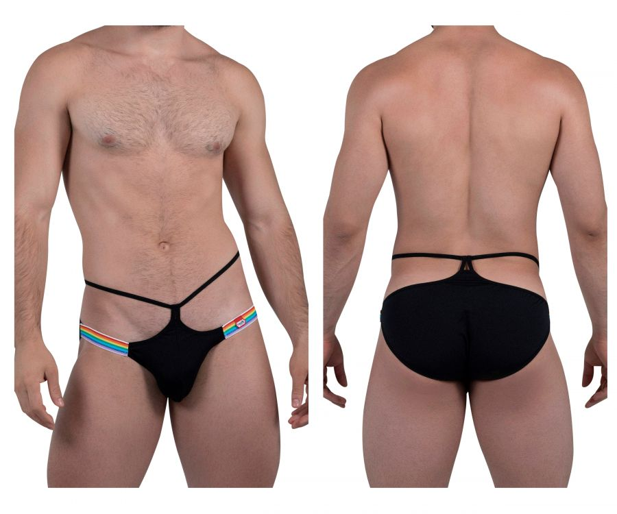 Pikante PIK 8728 Pubs Briefs Color Black