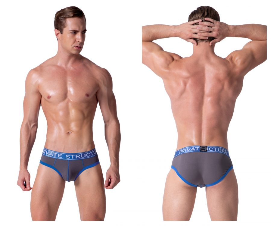 Private Structure SLUZ3681 Soho Luminous Briefs Color Royal