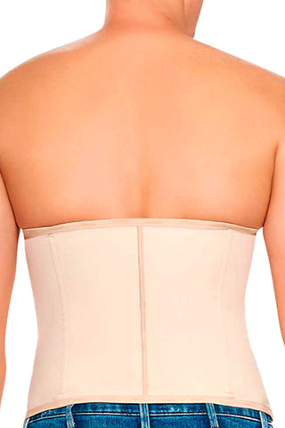 1353 Highest Compression Classic Waisttraining Cincher Color Beige