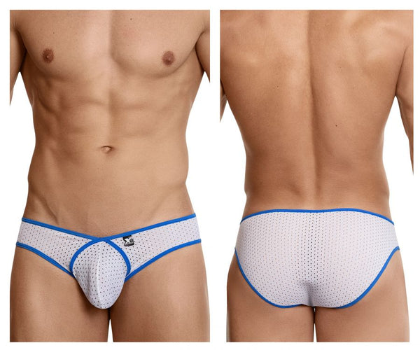 Xtremen 91040 Mesh Briefs Color White