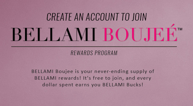 sign up to bellami hair boujee rewards program