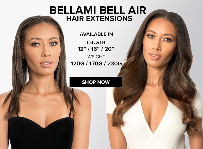 bellami bell air hair extensions