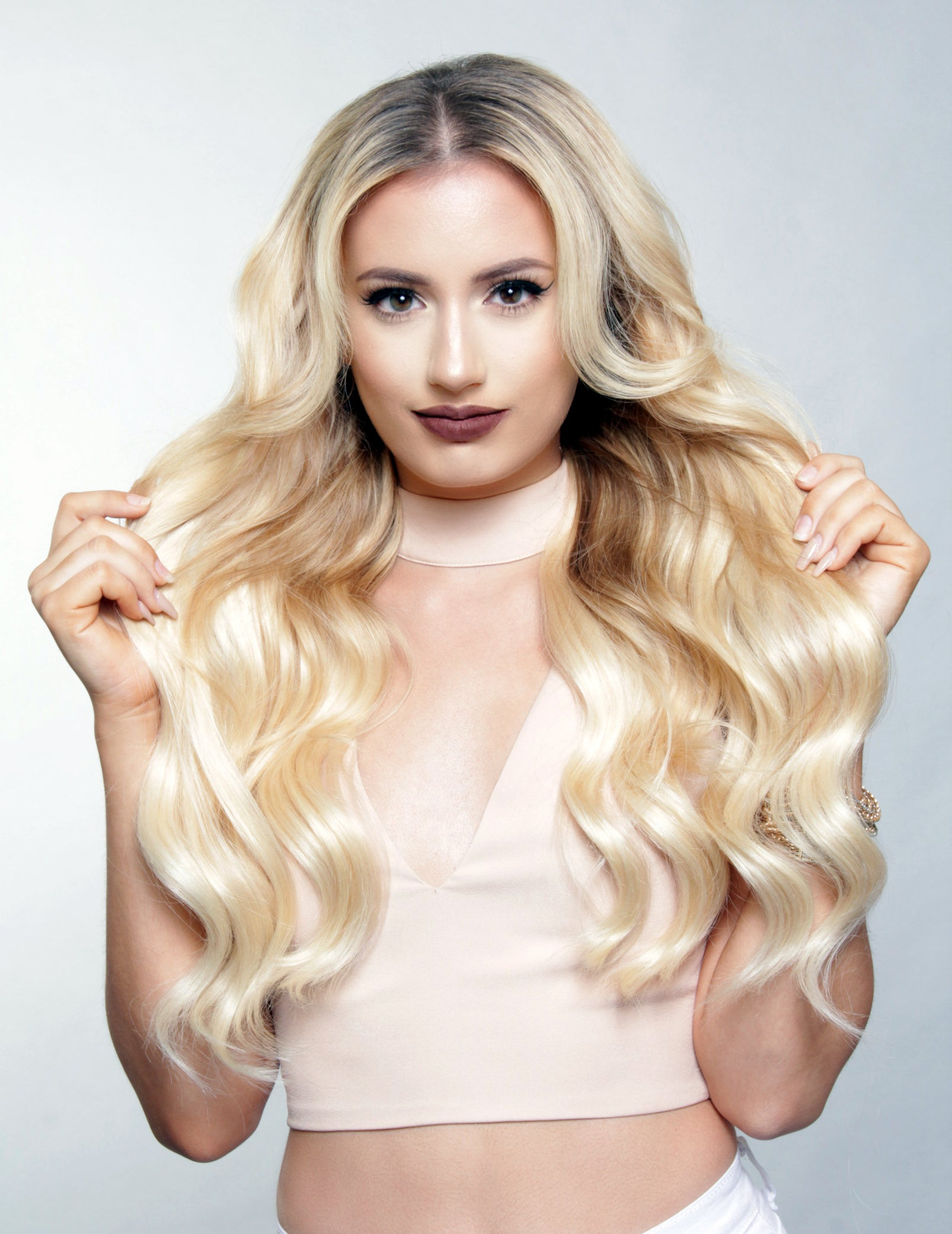 Remy Human Hair Extensions Reviews Bellami Hair