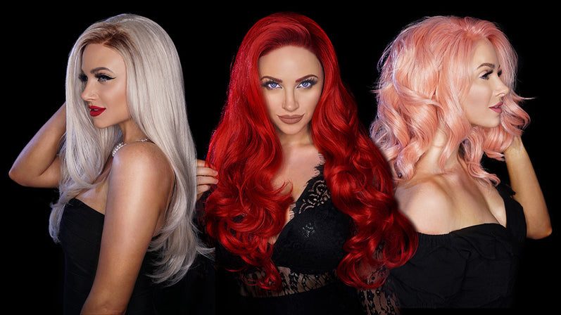 Glam Amp Gore Synthetic Wigs Bellami Hair Europe