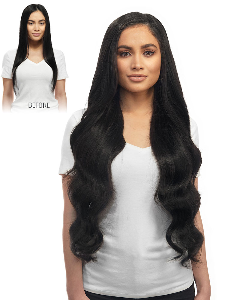 BELLAMI Silk Seam 360 Grams 26 Inch Hair Extension Collection