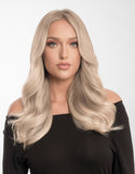 "BELLAMI BELL AIR 16"" 170g #90 BEIGE BLONDE Hair Extensions"