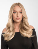 "BELLAMI BELL AIR 16"" 170g #10/16/60 BUTTER BLONDE Hair Extensions"