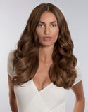 "BELLAMI BELL AIR 16"" 170g #6 CHESTNUT BROWN Hair Extensions"