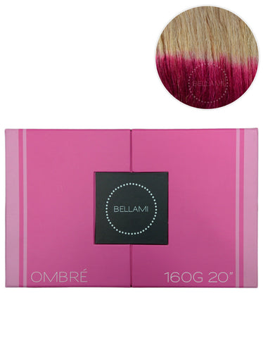 "BELLAMI 160g 20"" Ombre #18/Poisonberry"
