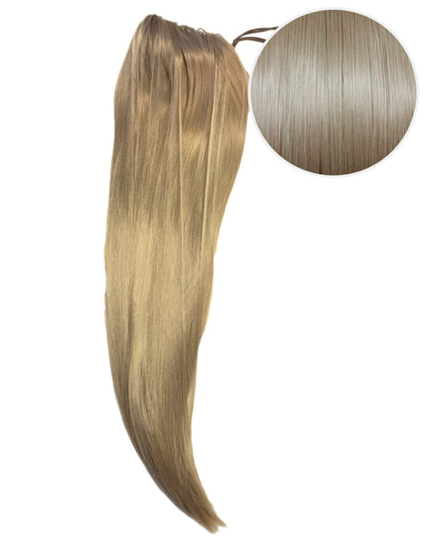 "Faux Clip Ponytail 200g 28"" Dirty Blonde (18)"
