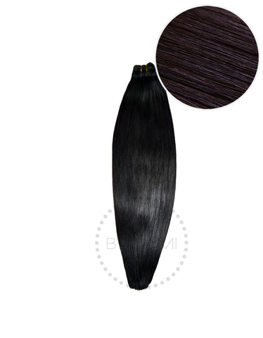 "BELLAMI Straight Bundles 145g 20"" Off Black (1B)"