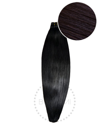 "BELLAMI Straight Bundles 160g 22"" Off Black (1B)"