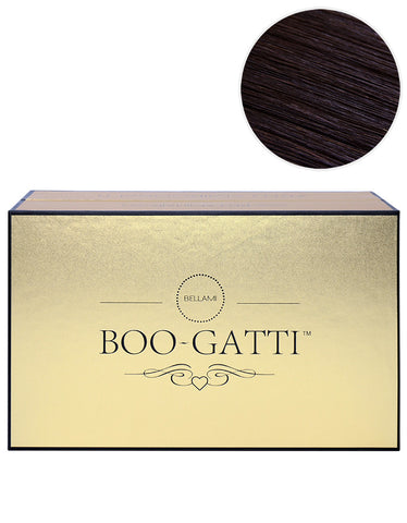 "BOO-GATTI 340G 22"" Off Black (1B) Hair Extensions"