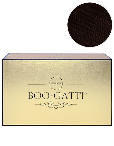 "BOO-GATTI 340G 22"" Mochachino Brown (1C) Hair Extensions"