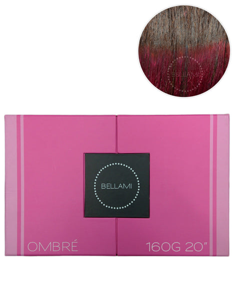 "BELLAMI 160g 20"" Ombre #2/Poisonberry"