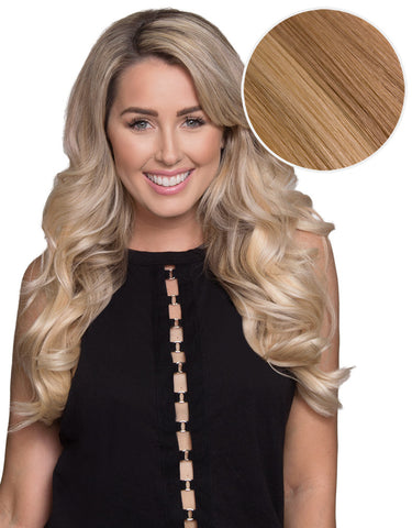 "Piccolina 120g 18"" Honey Blonde (20/24/60) Hair Extensions"