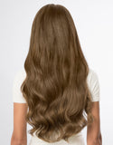 "BELLAMI BELL AIR 20"" 230g #8 ASH BROWN Hair Extensions"