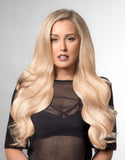 "BELLAMI BELL AIR 20"" 230g #10/16/60 BUTTER BLONDE Hair Extensions"