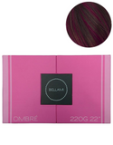 "BELLAMI 220g 22"" Ombre #4/Poisonberry"