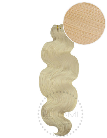 "BELLAMI Body Wave Bundles 160g 22"" Ash Blonde (60)"
