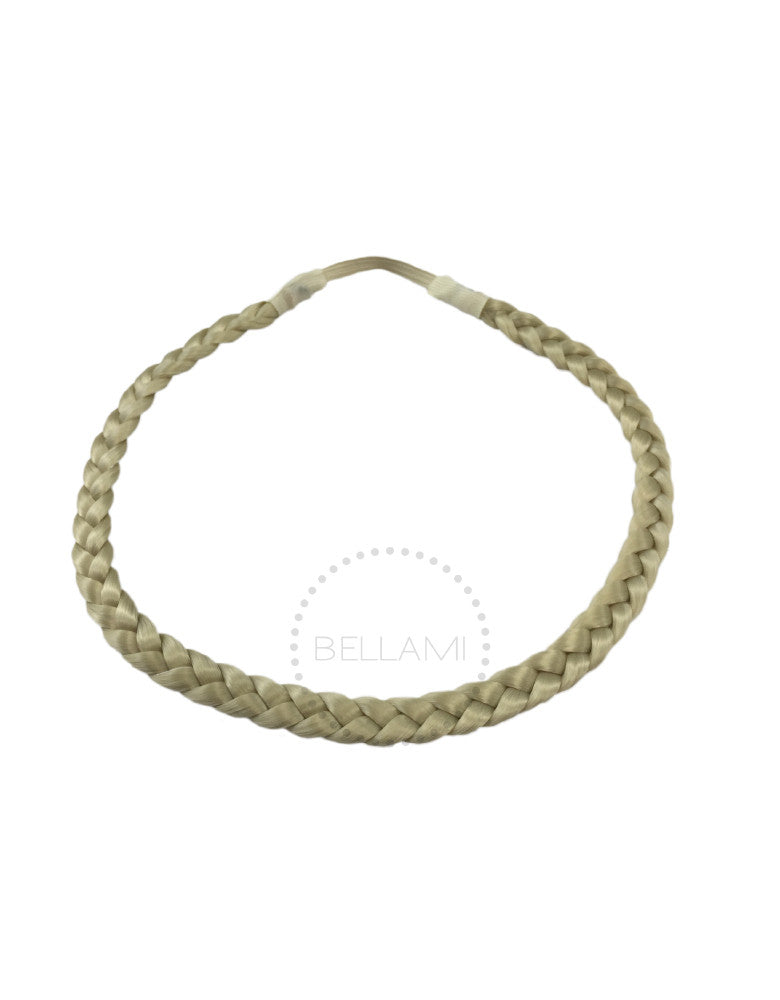 Braided Hairband Beach Blonde (613)