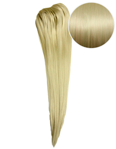"Faux Clip Ponytail 200g 28"" Beach Blonde (613)"
