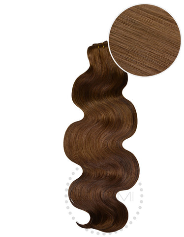 "BELLAMI Body Wave Bundles 160g 22"" Chestnut Brown (6)"