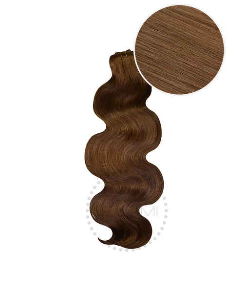 "BELLAMI Body Wave Bundles 145g 20"" Chestnut Brown (6)"
