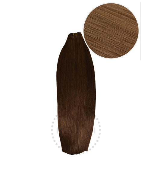"BELLAMI Straight Bundles 145g 20"" Chestnut Brown (6)"