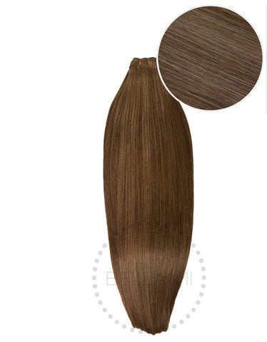 "BELLAMI Straight Bundles 160g 22"" Ash Brown (8)"
