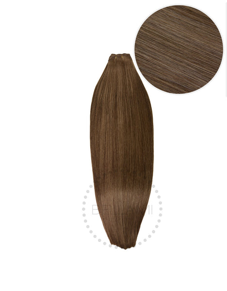 "BELLAMI Straight Bundles 145g 20"" Ash Brown (8)"