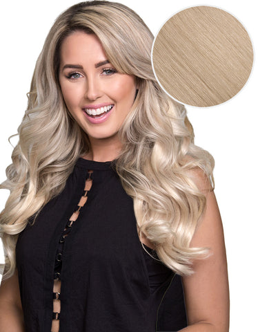 "Piccolina 120g 18"" Beige Blonde (90) Hair Extensions"