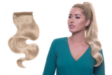 "BELLAMI It's A Wrap Ponytail 20"" 100g  Beige Blonde (#90) Human Hair"