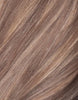 "BELLAMI Silk Seam 50g 18"" Volumizing Weft Ash Bronde/Strawberry Blonde Ombre (O21/27)"