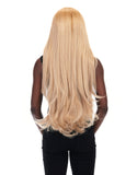 "Tokyo Stylez - Sweet Honey 400g 32"" Slight Wave Synthetic Hair Wig"
