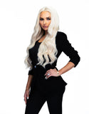 "Platinum Perfection by Zach Mesquit 22"" 240g Boujee Hair Extensions"