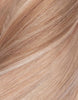 "BELLAMI Silk Seam 50g 20"" Volumizing Weft Bronzed Caramel Marble Blends (MB6/18/8/60)"