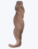 "BELLAMI Silk Seam 140g 18"" Caramel Blonde Marble Blend Hair Extensions"