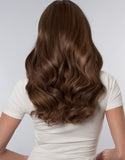 "BELLAMI BELL AIR 12"" 120g #6 CHESTNUT BROWN Hair Extensions"