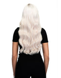 "Platinum Perfection by Zach Mesquit 18"" 140g Diamonds Hair Extensions"