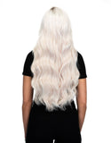 "Platinum Perfection by Zach Mesquit 22"" 240g Diamonds Hair Extensions"
