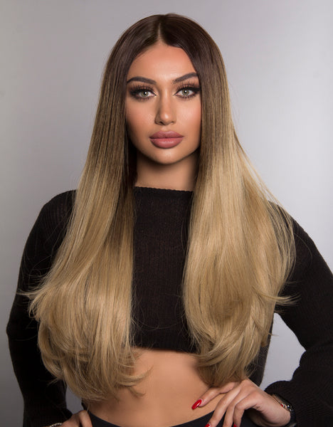 Bellami Synthetic Wig Mila 26 Quot 295g Straight Bellami Hair