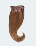 "Gabi Demartino 20"" 180g Chestnut Brown (6) Hair Extensions"