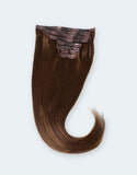 "Gabi Demartino 20"" 180g Chocolate Brown (4) Hair Extensions"
