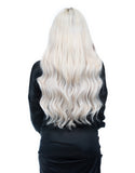"Platinum Perfection by Zach Mesquit 22"" 240g Goals Hair Extensions"