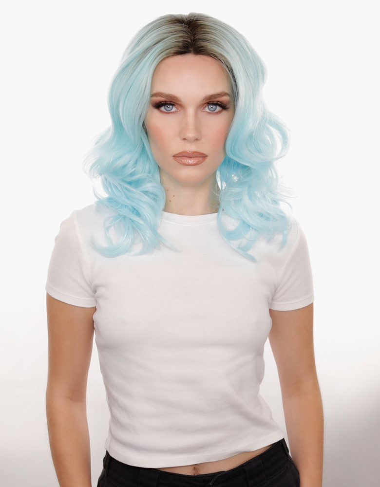 "BELLAMI Synthetic Wig Ibiza 18"" Body Wave"