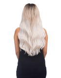 "Platinum Perfection by Zach Mesquit 18"" 140g Iconic Hair Extensions"